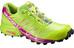 Salomon W's Speedcross Pro Shoes Granny Green/Granny Green/Deep Dalh